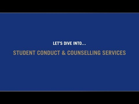 SMU Masters – Introduction to Student Code of Conduct & Counselling Services