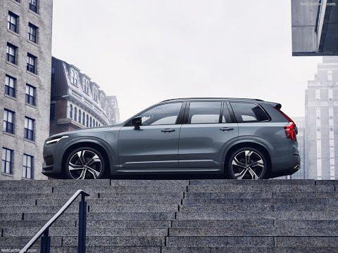 Volvo xc90 (2020) Review - Hybird Suv