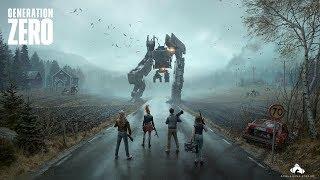 Shum Loj e Fort | Generation Zero | Tu Mbijetu e tu i ik Robotave :X & Fortnite Mavon
