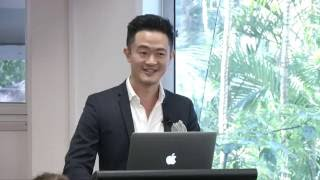 2016 Alumni Authors Showcase: Benjamin Law 'The Family Law – from page to screen'