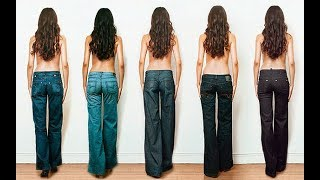 История Как появились джинсы