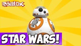 UMA GUERRA NAS ESTRELAS! - Roblox (Star Wars Tycoon)