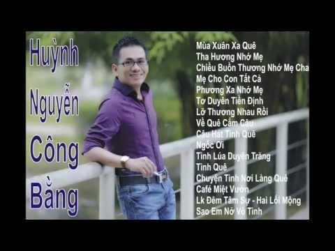 Tuyển Tập Những Ca Khúc Dân Ca Trữ Tình Của Huỳnh Nguyễn Công Bằng