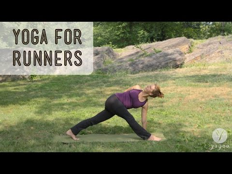 Yoga for Runners: Supple Strides (open level)