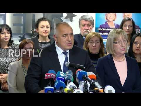 Bulgaria: PM Borissov to resign after Rumen Radev wins presidency