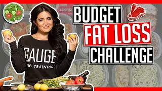 BUDGET FAT LOSS CHALLENGE | 6 WEEK SHRED