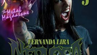 Interview With Fernanda Lira Of Nervosa On The Metal Magdalene With Jet