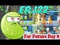 Plants vs. Zombies 2 (China) - Laser Bean and Snapdragon - Far Future Day 8 (Ep.122)