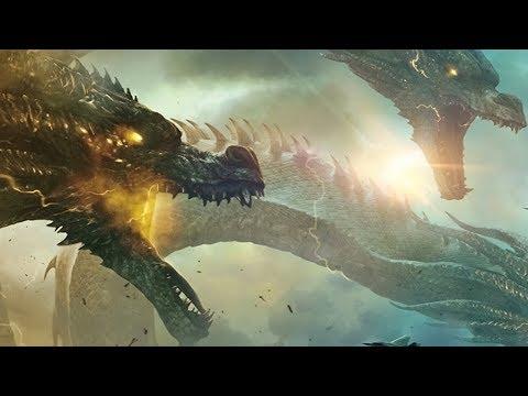 Rise of King Ghidorah - Godzilla KOTM Soundtrack - Bear McCreary