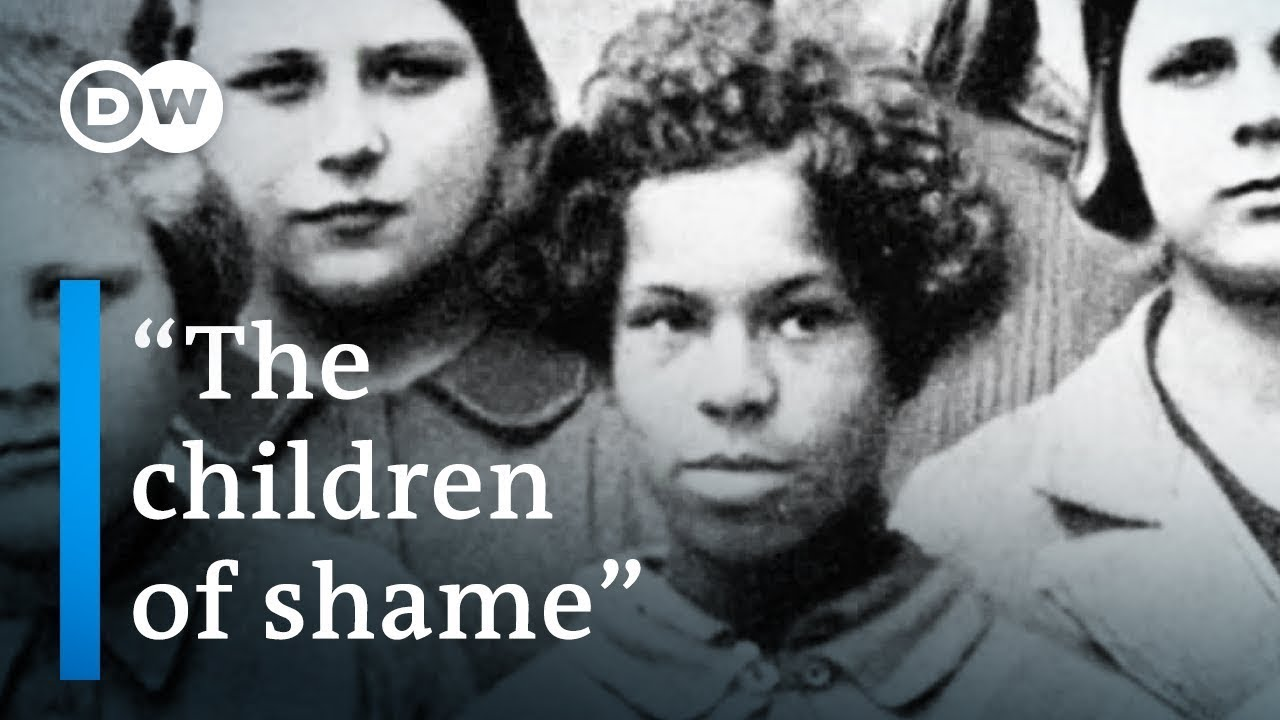 """Download Nazi prejudice and propaganda – the racist crimes against the """"children of shame"""" 