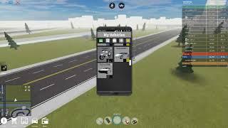 ROBLOX Vehicle Simulator da bir gun