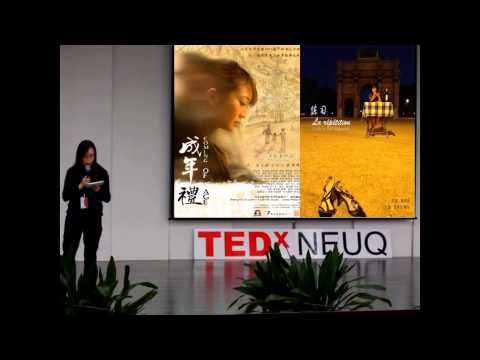 Chinese women and film art | Juan Jiang | TEDxNEUQ