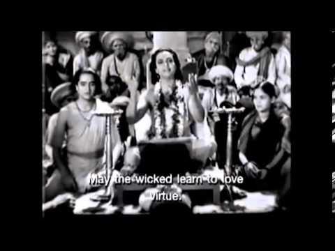 Sant Dnyaneshwar 1940) Full Movie