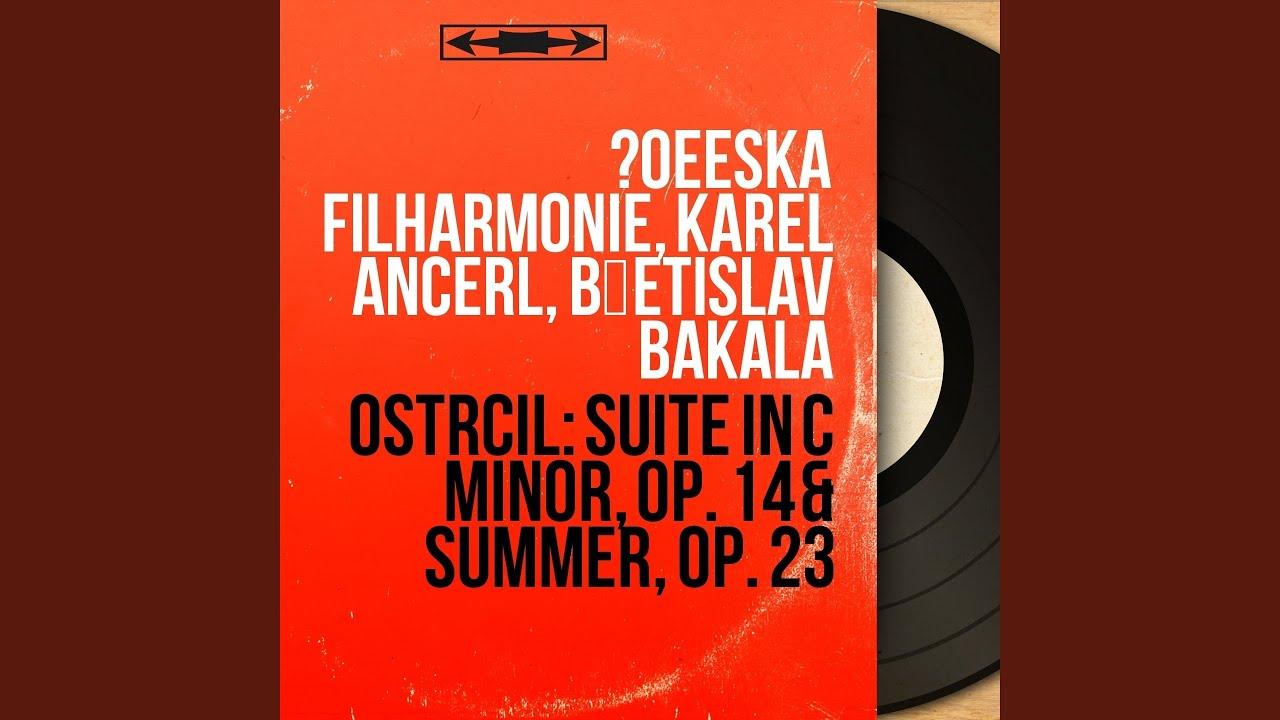 Summer, Op. 23: II. Allegretto scherzando
