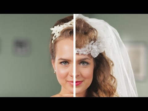 Wedding Hairstyles: 1960s-Now