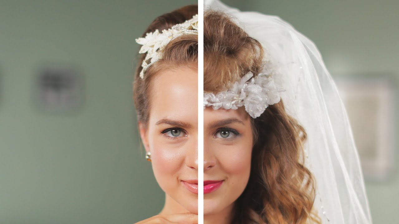 Wedding hairstyles 1960s now youtube junglespirit Image collections