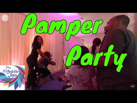 pamper-party-for-the-ladies