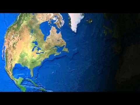 Globo terráqueo en 3D / 3D Earth Globe [IGEO.TV]
