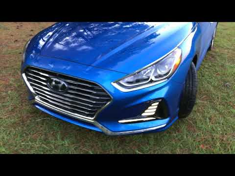 2018 Hyundai Sonata SEL Best Detailed Walkaround