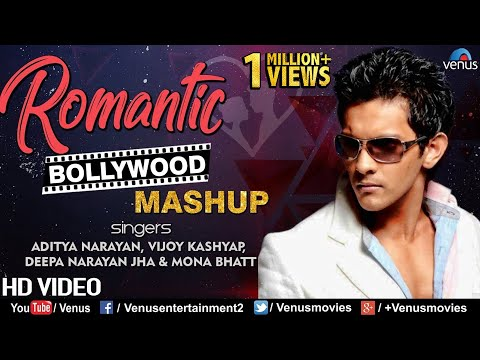 Valentine Day Special | Aditya Narayan | Romantic Bollywood Mashup | Bollywood Romantic Mashup 2018