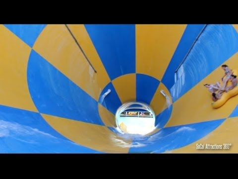 ride POV tube tornado