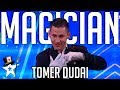WINNER Magician | Tomer Dudai | Israel's Got Talent 2018 | Got Talent Global