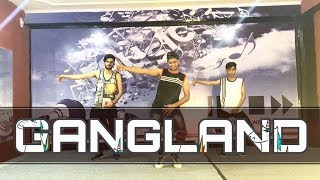Gangland | Mankirt Aulakh Feat Deep Kahlon | Hiphop Dance choreography | AD Group Of Dance