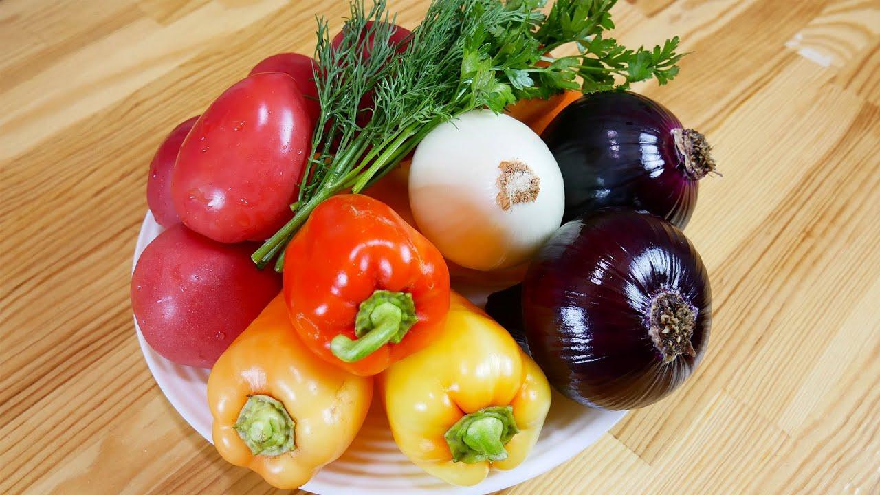 Заморозка овощей | Заготовки на зиму