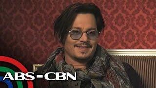 Ano'ng alaala ni Johnny Depp sa Maynila?