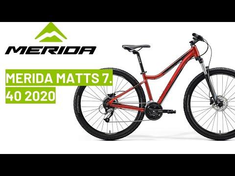 Merida MATTS 7. 40 2020: bike review