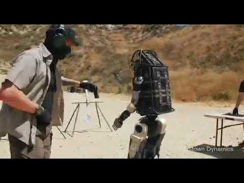 Робот - боец