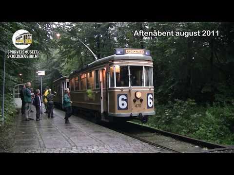 Sporvejsmuseet - aftenåbent august 2011