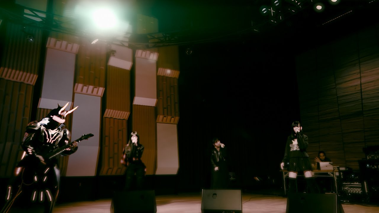 【12/20全世界配信】IRONBUNNY「Infinite Mirror」(Official MV Full Ver.)