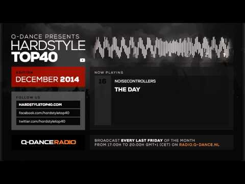 December 2014 | Q-dance presents Hardstyle Top 40