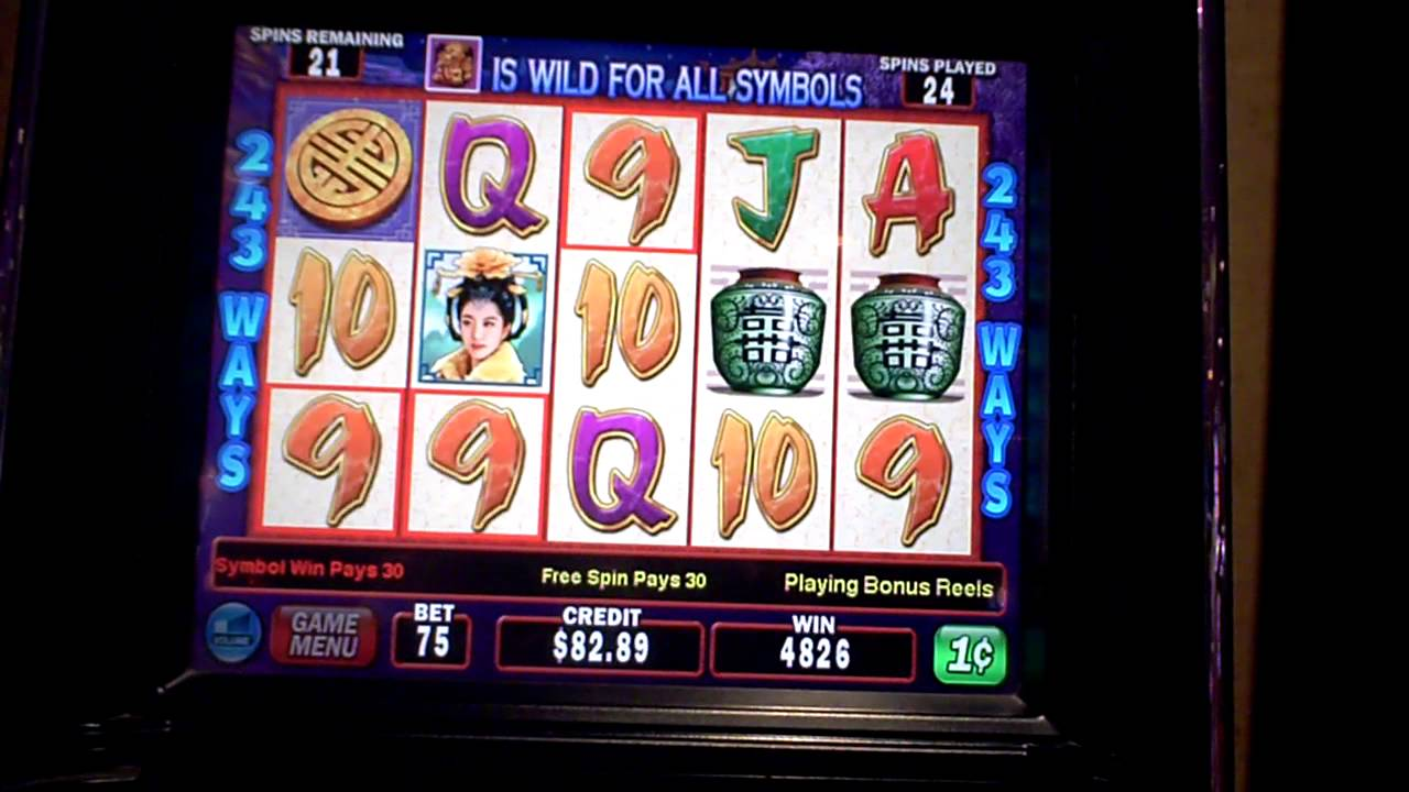 Triple Fortune Dragon Slot Machine