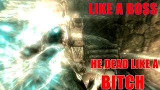Ищем стены Слов Силы в Skyrim [Часть 1]