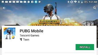 PUBG MOBILE AVAILABLE FOR ANDROID & iOS DOWNLOAD NOW Review Player Unknown BattleGrounds