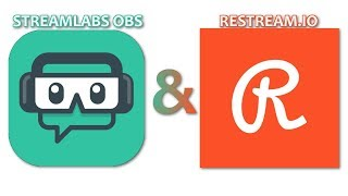 How to use Restream IO with Streamlabs OBS Tvibrant HD