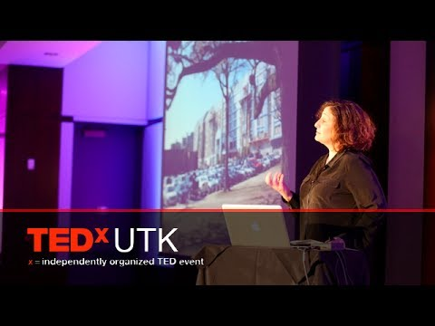 A campus for the 21st century? Avigail Sachs at TEDxUTK 2014