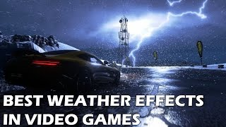 """16 Games With Mind-Blowing Weather Effects That Will Make You Go """"WOW!"""""""