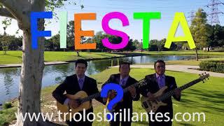 Sergio El Bailador - Trio Los Brillantes Usa