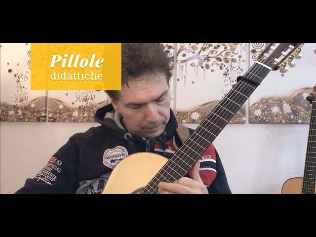 Nuovo Cinema Paradiso - tecnica fingerstyle e chitarra classica | Paolo Sereno 2/2