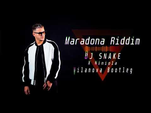 Maradona Riddim - Dj Snake X Niniola (Vilanova Bootleg)