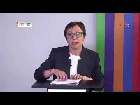 Minuto de Oro de Yolanda Huergo