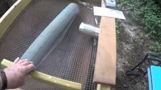 How To Make A Sifter/grader Box