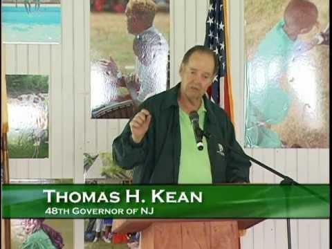 Governor Thomas Kean at Farm to Fork