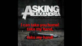 "Asking Alexandria - ""A Prophecy"" Lyrics (On Screen + Free Download Link!)"