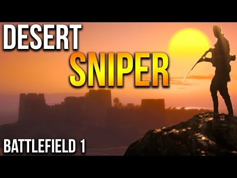 BATTLEFIELD 1 DIRTY SCOUT STREAKS IN OIL OF EMPIRES | BF1 Scout Gameplay