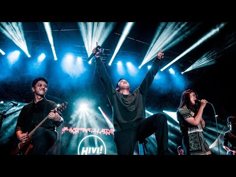 HIVI! - Orang Ketiga | Pelangi | Mata Ke Hati Live at Cravier 2018
