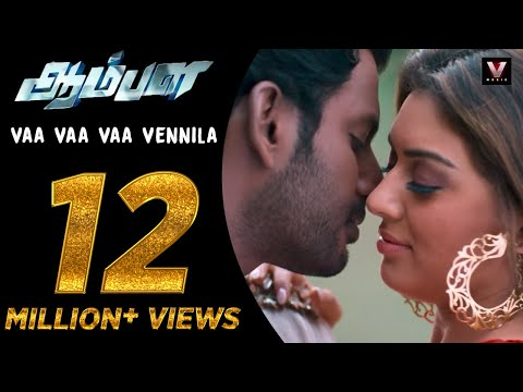 Vaa Vaa Vaa Vennila - Official Video Song...